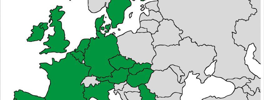 Levering Wietzaden in Europa