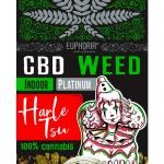 Harle-Tsu | CBD Wiet Platinum Indoor