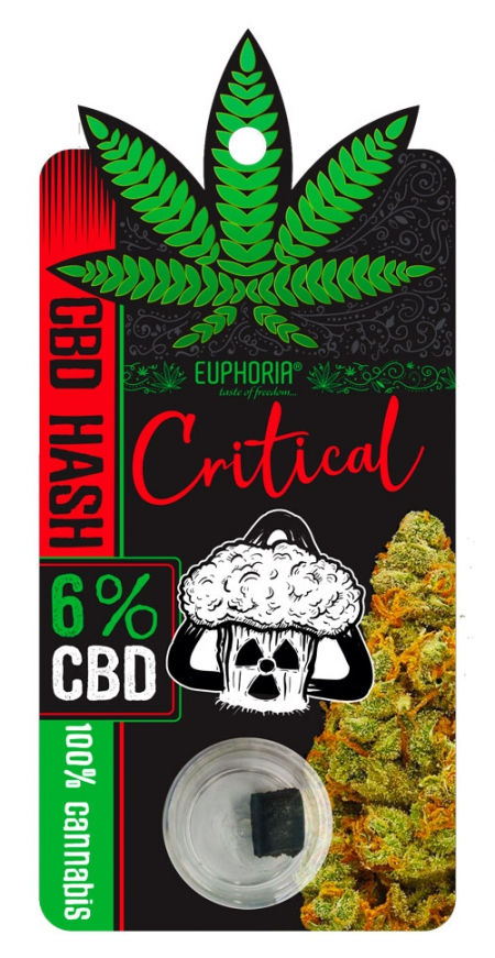 Critical | CBD Hash