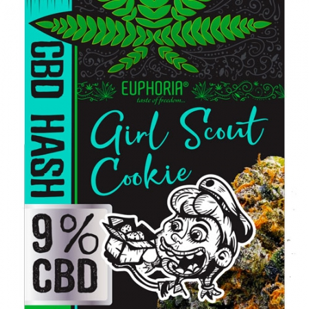 Girl Scout Cookie | CBD Hash