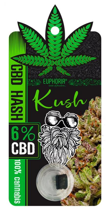 Kush | CBD Hash