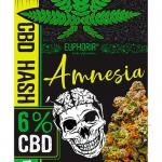Amnesia | CBD Hash