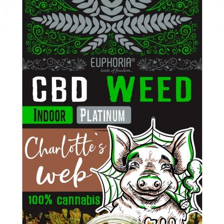 Charlotte's Web | CBD Wiet