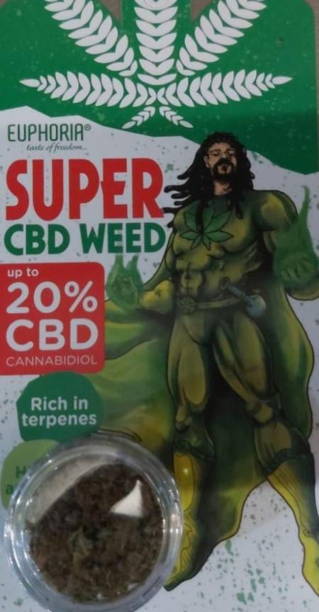 super cbd weed